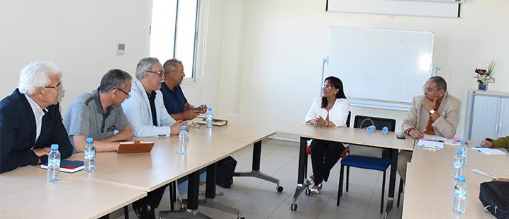 ثالث لقاء للمجلس الوطني لحقوق الإنسان مع الفاعلين المدنيين على خلفية أحداث الحسيمة